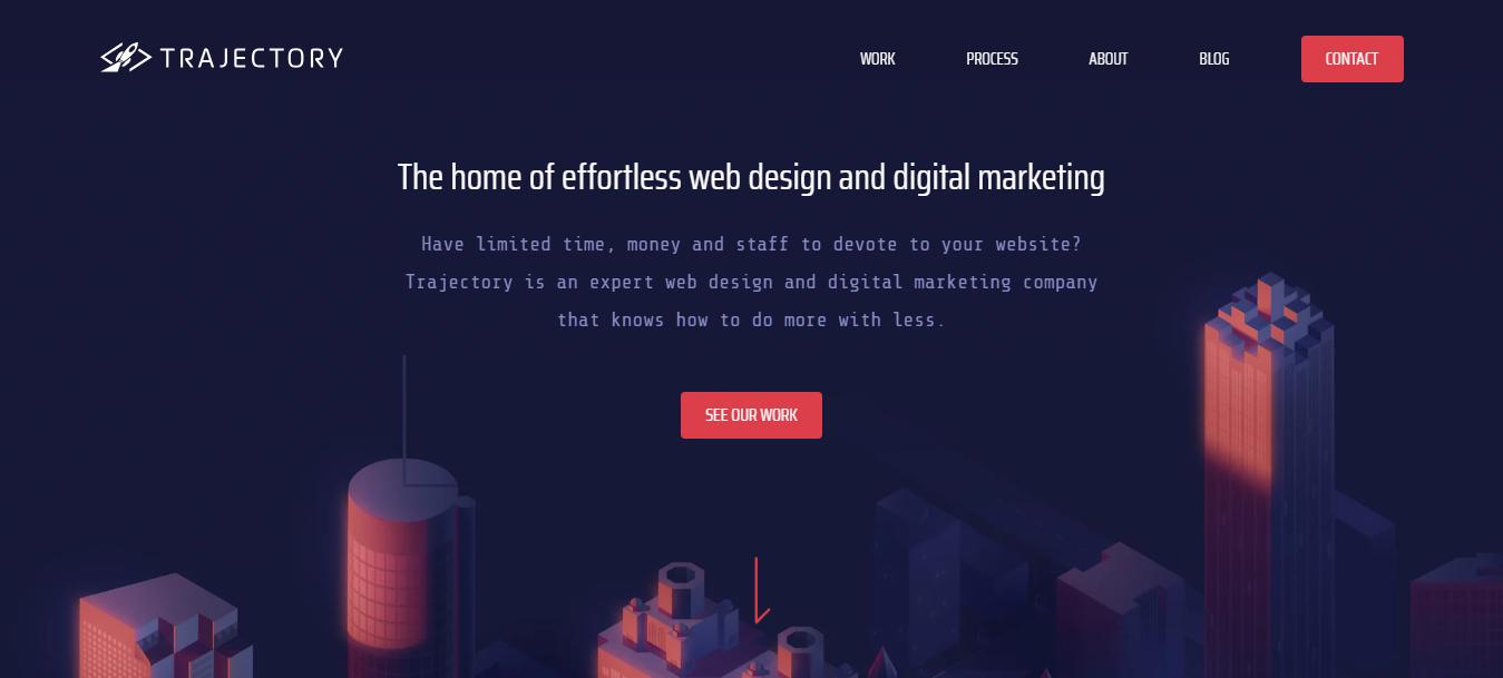 Trajectory : Agence web et marketing digitale
