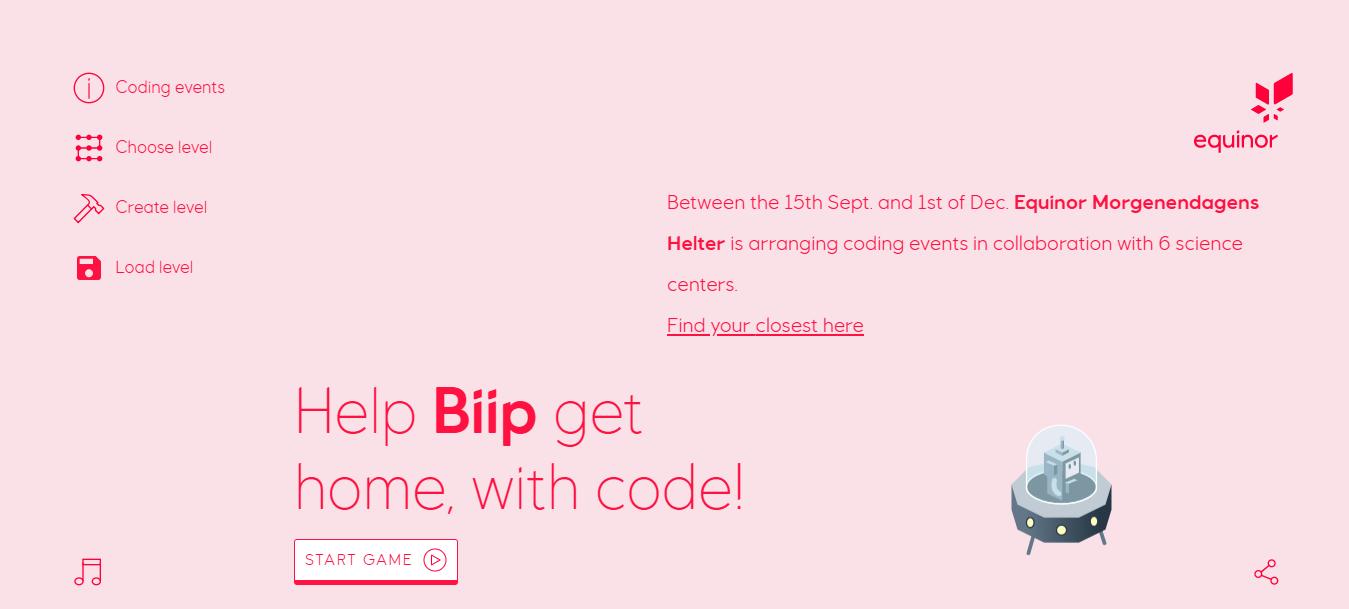 Coding is fun !
