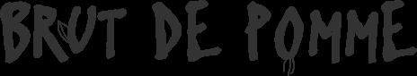 Logo du label Brut de Pomme