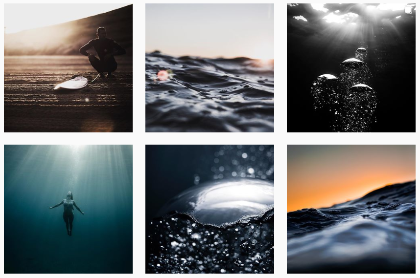 Compte Instagram de Florian Gruet